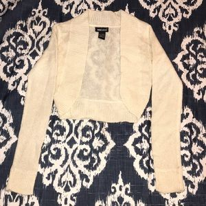 Wet Seal crop sweater size XS